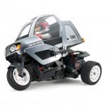 Tamiya 1/8 Dancing Rider RC Trike T3-01 Chassis (Unassembled Kit) - 57405