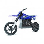 Anderson Racing M5 RTR Motocross Bike with Transmitter (Blue) - ANM1201RTR