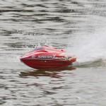 Joysway Super Mono X Brushless Boat with 2.4GHz Radio System (Ready-to-Run) - JOY8209