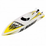 Joysway Rocket Brushless RC Boat with 2.4GHz Radio System (ARTR) - JOY8651