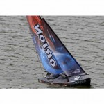 Joysway Orion V2 Sailboat Yacht with 2.4GHz Radio System (Ready-to-Run) - JOY8803V2