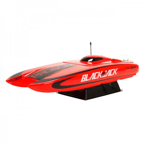 ProBoat Blackjack 24-inch Catamaran RC Boat - PRB08007