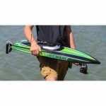ProBoat Sonicwake 36inch Self-Righting Brushless Deep-V RC Boat (Black) - PRB08032T2
