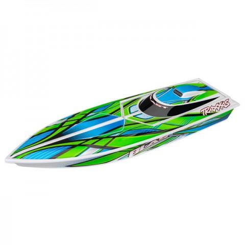 Traxxas Blast High-Performance Electric Race Boat Ready-to-Run (Green) - TRX38104-1GRN