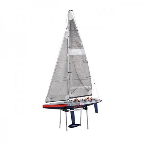 Kyosho Fortune 612 III Racing Yacht with KT431S 2.4Ghz Radio System - 40042S