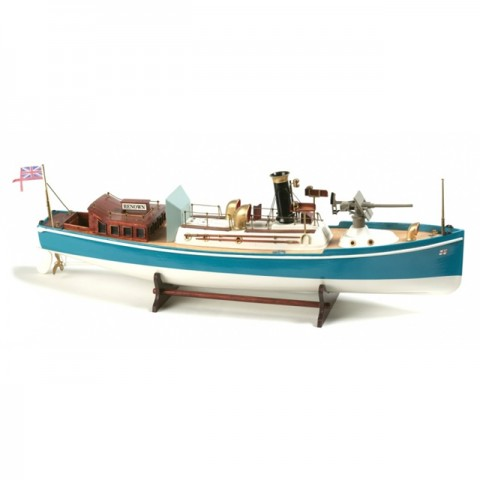 Billing Boats BB604 1/35 Scale H.M.S. Renown Model Boat (Unassembled Kit) - 428354