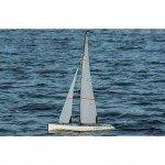 Joysway Dragon Force 65 V6 RC Yacht with 2.4GHz Transmitter (Ready-to-Run) - JS-8815