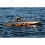 """ProBoat River Jet 23"""" Deep-V Electric Boat with 2.4GHz Radio System - PRB08025"""