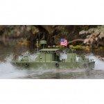 ProBoat Alpha 21 Patrol Electric Boat with 2.4GHz Radio System - PRB08027