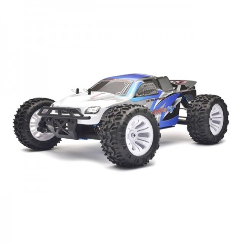 FTX Carnage NT 1/10th RTR 4WD Nitro Truck with 2.4Ghz Radio System - FTX5540