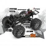 HPI Wheely King 4x4 Rock Crawler (Ready to Run) - 106173