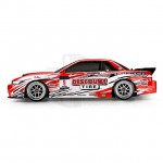 HPI E10 4WD 1/10 Drift Car with Discount Tyre/Falken Nissan S13 Body - 109291