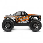 HPI Bullet MT Flux Brushless Monster Truck with 2.4Ghz Radio System - 110663
