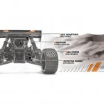 HPI Baja 5B 2.0 RTR with D-Box 2 Technology (Ready to Run) - 113141