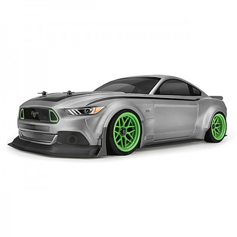 HPI RS4 Sport 3 Ford Mustang Spec 5 Electric RC Car (Ready to Run) - 115126