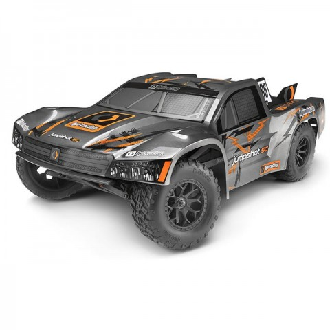 HPI Jumpshot SC 1/10th 2WD RC Short Course Truck with 2.4Ghz Radio System - 116103
