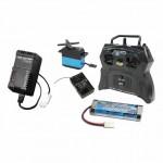 Tamiya 1/10 2WD Grasshopper Complete Assembly Kit - 58346