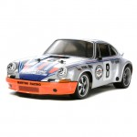 Tamiya 4WD Porsche 911 Carrera RSR TT-02 (Unassembled Kit) - 58571