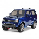 Tamiya Suzuki Jimny JB23 1/10 4WD MF-01X Chassis (Unassembled Kit) - 58614