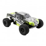 ECX AMP 1/10 2WD Monster Truck with 2.4Ghz Transmitter (Black/Green) - ECX03028IT2