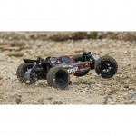 ECX AMP 1/10 2WD Desert Buggy with 2.4Ghz Transmitter (Black/Yellow) - ECX03029IT1
