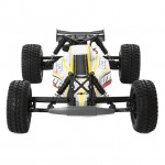 ECX AMP 1/10 2WD Desert Buggy with 2.4Ghz Transmitter (White/Red) - ECX03029IT2