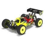 Team Losi Racing 8IGHT 4.0 1/8 4WD Nitro Buggy (Basic Kit) - TLR04003