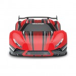 Traxxas XO-1 Electric 4WD 1/7 On-Road Car with 2.4GHz TQi Radio System (Red) - TRX64077-3RED