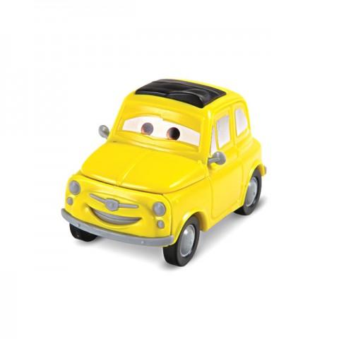 Zvezda Disney Luigi, Snap Together 1/43 Scale Model Car Kit for Ages 7+ - Z2016