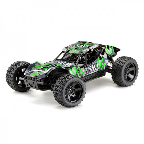 Absima Hotshot ASB1 4WD 1/10 Brushed Electric RC Sand Buggy (Ready-to-Run) - 12203UK