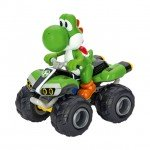 Carrera Nintendo Mario Kart 8 RC Quad Bike with Controller (Yoshi) - CA200997