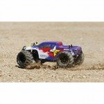 ECX Ruckus 1/24 RTR 4WD Micro Monster Truck with 2.4GHz Transmitter (Blue) - ECX00013T2