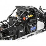 Maverick Blackout MT RTR 1/5 Scale Petrol Monster Truck with 2.4Ghz Radio System - MV12404