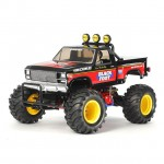 Tamiya 1/10 Blackfoot Monster Truck 2016 Re-Release with Motor and ESC (Unassembled Kit) - 58633