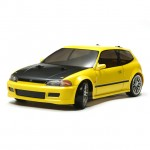 Tamiya Honda Civic SiR EG6 TT-02D Drift Spec 4WD On-Road Car (Unassembled Kit) - 58637