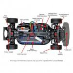 Tamiya Reinert Racing MAN TGS TT-01E 1/14 Racing Truck (Unassembled Kit) - 58642