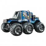Tamiya 1/18 Konghead 6x6 G6-01 Monster Truck (unassembled Kit) - 58646