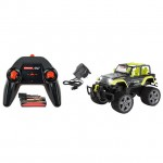 Carrera RC Wrangler Rubicon Green Off-Road JEEP with 2.4Ghz Transmitter (Ready to Run) - CA162104