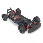 Traxxas Ford GT 4-Tec 2.0 1/10 4WD Touring Car with TQi Radio System (Gun-Metal) - TRX83056-4G