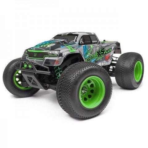 HPI Savage XS Flux Vaughn Gittin Jr. Signature Edition 1/10 Monster Truck - 115967