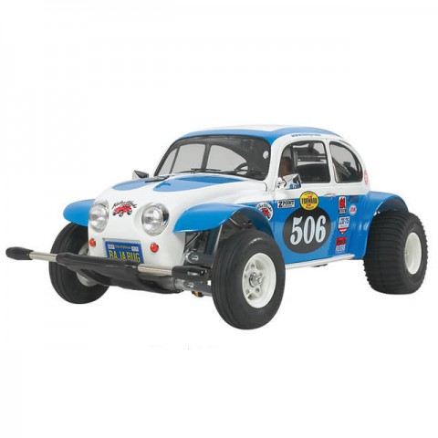 Tamiya Sand Scorcher Off-Road 1/10 2WD Buggy (Unassembled Kit) - 58452