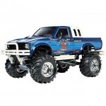 Tamiya 1/10 Toyota Bruiser 4x4 Pick-Up Truck (Unassembled Kit) - 58519