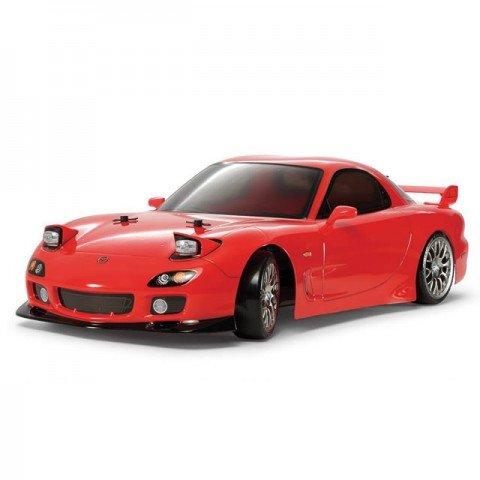 Tamiya 1/10 Mazda RX-7 FD3S 4WD Drift Car TT-02D with Motor and ESC (Unassembled Kit) - 58648