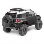 HPI Racing Venture FJ Cruiser RTR 4WD 1/10 Scale Electric Rock Crawler (Gunmetal) - 116558