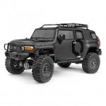 HPI Venture Crawler Toyota FJ Cruiser 1/10th 4WD Rock Crawler (Black) - 118146