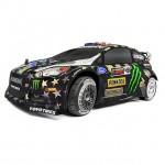 HPI WR8 Nitro 3.0 Ken Block Gymkhana Ford Fiesta ST RX43 1/8 4WD RC Rally Car - 120037