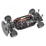 HPI E10 Michele Abbate GrrRacing Touring Car 1/10th Scale 4WD Electric - 120090