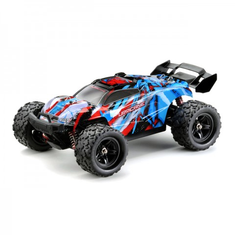 Absima 1/18 4WD High Speed Truggy with 2.4GHz Radio System (Blue) - 18001