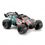 Absima 1/18 4WD High Speed Truggy with 2.4GHz Radio System (Green) - 18002