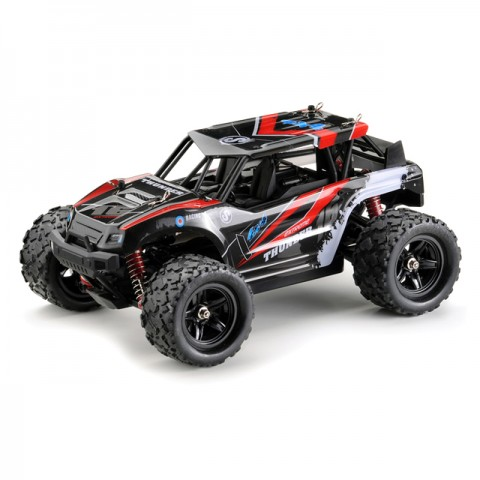 Absima 1/18 4WD High Speed Sand Buggy with 2.4GHz Radio System (Red) - 18003